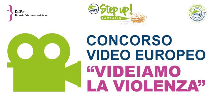 """3 minuti di video per dire no alla violenza. Concorso europeo """"Videiamo la violenza"""""""