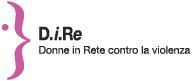 D.i.Re – Donne in Rete Contro la Violenza Logo