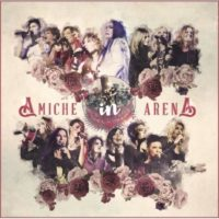 Copertina del CD+DVD del concerto Amiche in Arena per D.o.Re