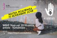 Step Up! Conoorso fumettiste, proroga