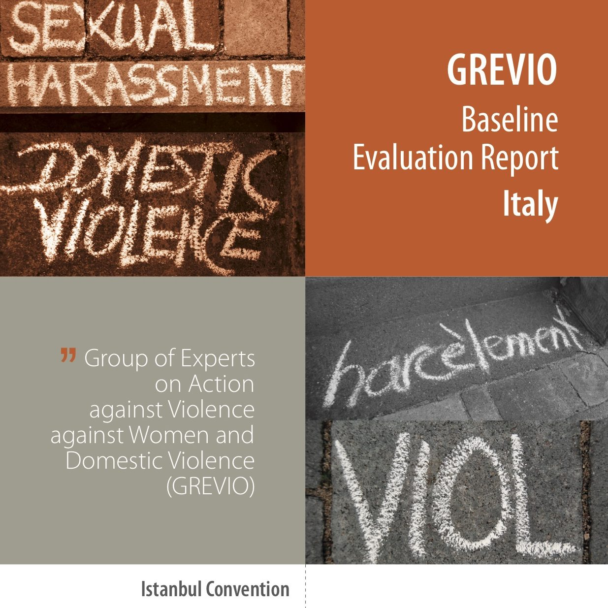 Rapporto del GREVIO su Italia