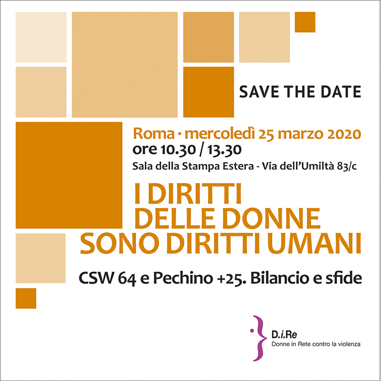 Conferenza D.i.Re Pechino +25