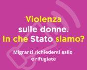 GREVIO Migranti richiedenti asilo e rifugiate