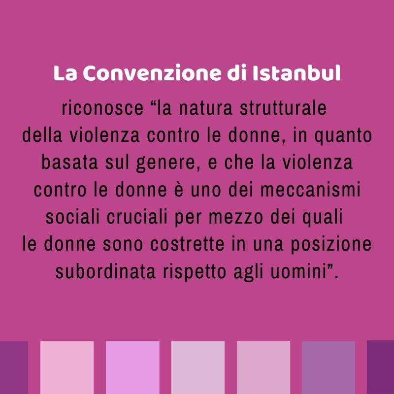 Rapporto ombra della società civile sull'applicazione della Convenzione di Istanbul in Italia coordinato da D.i.Re